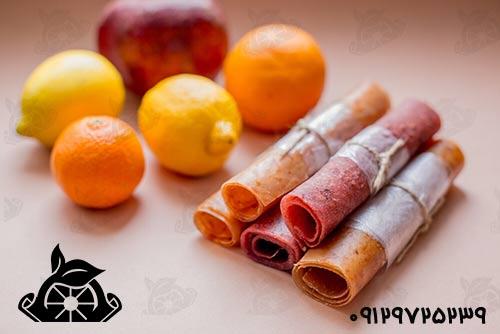 فروش لواشک میوه ای