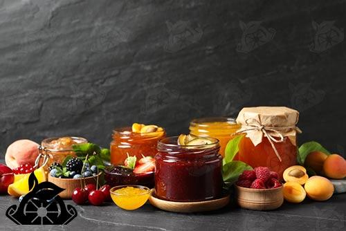 صادرات انواع رب میوه ای فله ای به ترکیه